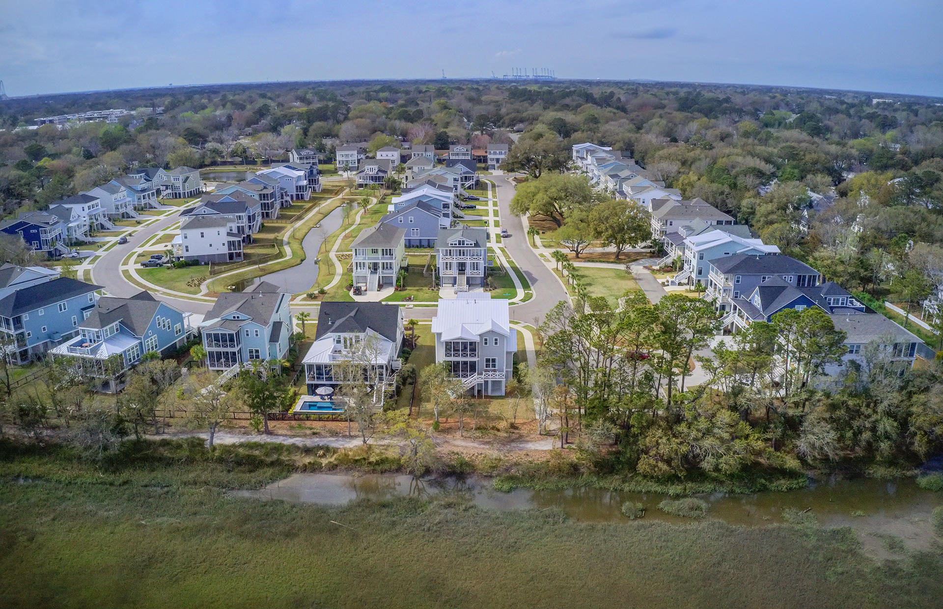 The Oaks Marsh View Homes For Sale - 1551 Mossy Branch, Mount Pleasant, SC - 21