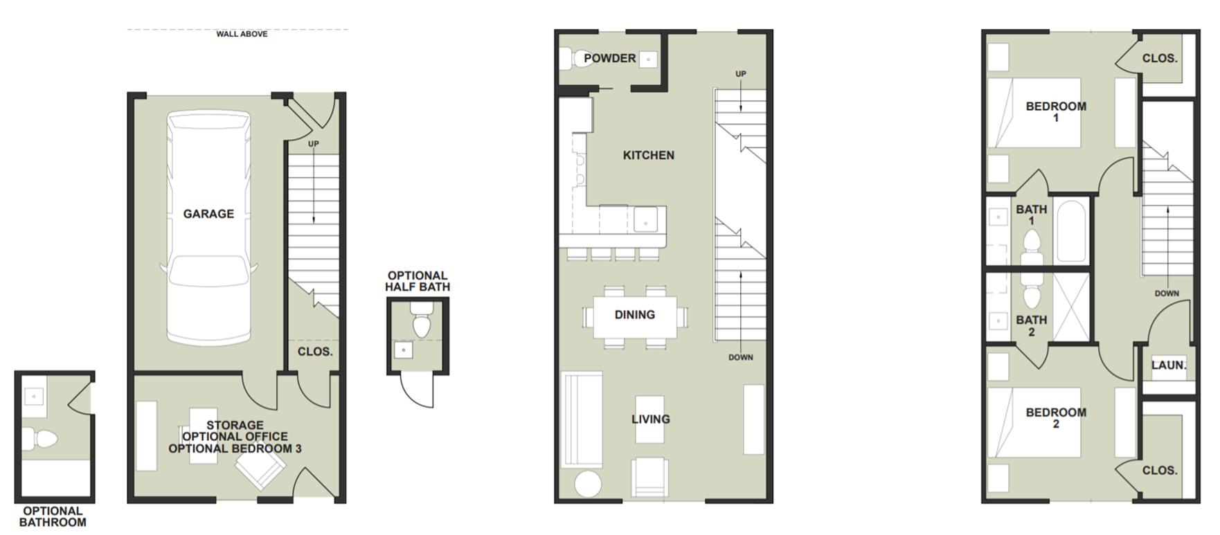 Gregorie Ferry Towns Homes For Sale - 102 Winnowing, Mount Pleasant, SC - 1
