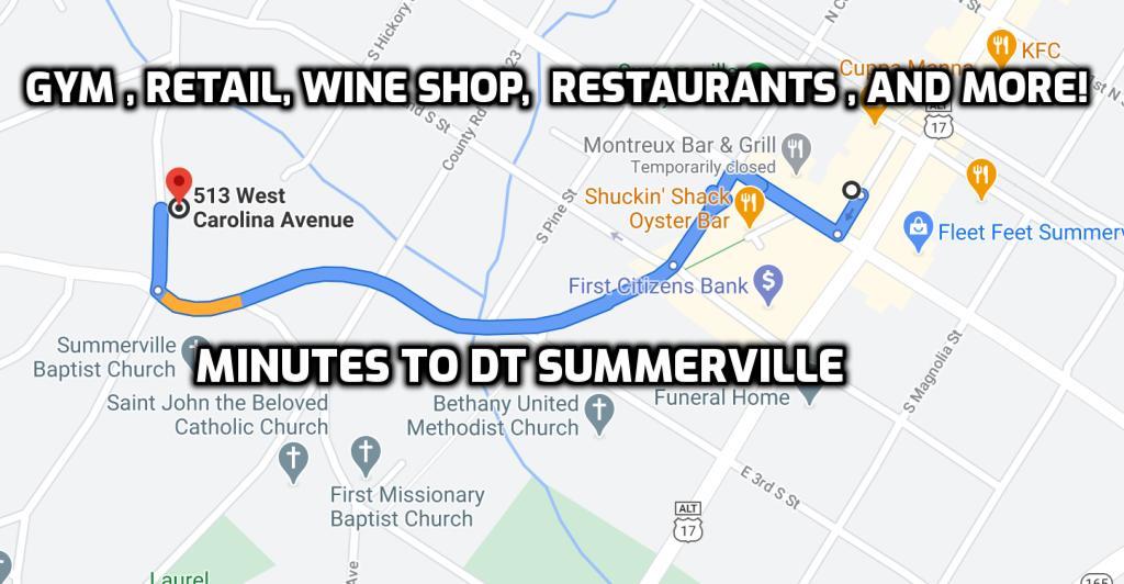 513 W Carolina Avenue Summerville, SC 29483