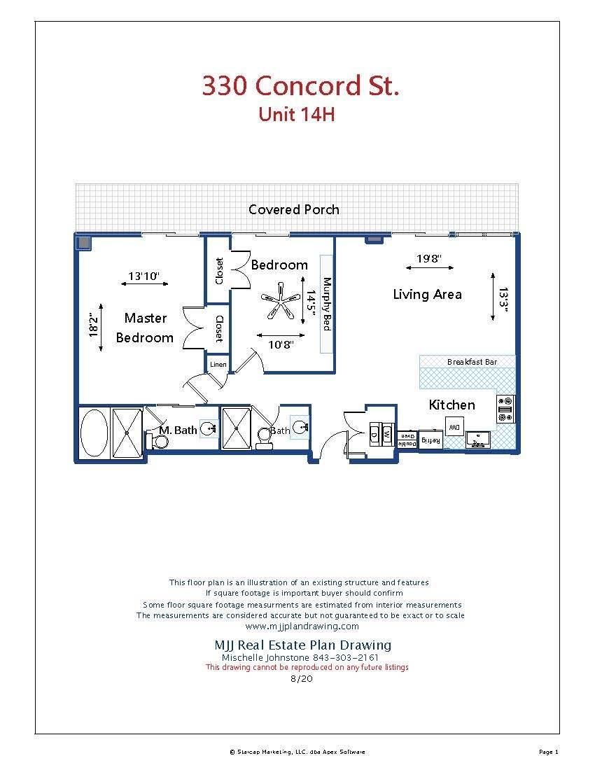 330 Concord Street UNIT 14 H Charleston, SC 29401