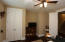 Bedroom 3 has been used an as office & a bedroom! Room is larger than it appears in photo!
