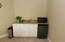 Close up of built-in kitchenette area! So great to have this upstairs in this BONUS/FLEX space!