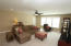 This is one big BONUS ROOM! A very special upgrade to this home.