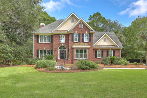 Gorgeous executive home on an acre overlooking the Golf Course.