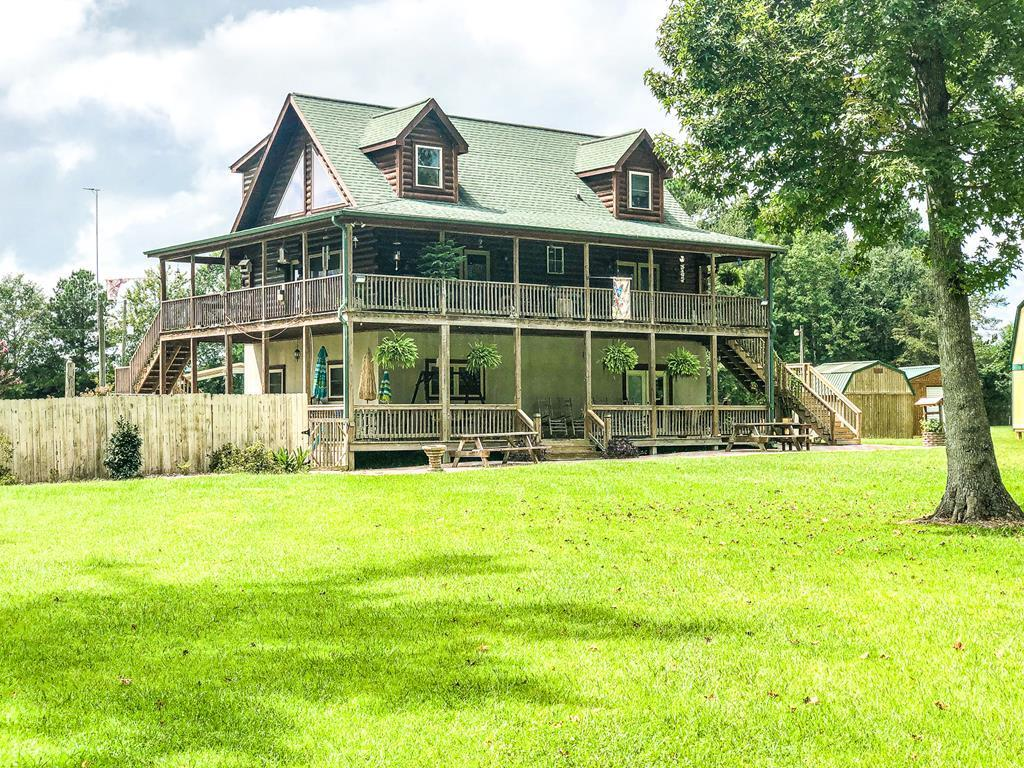 126 Calm Waters Road Eutawville, SC 29048