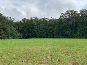 Cleared lot ready to build. 5.8 acres. Woods on back of lot will ensure privacy forever.