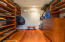 His closet with Built-ins