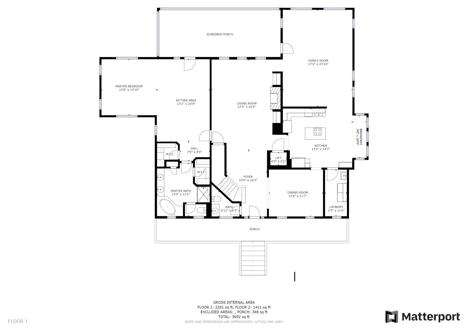 Planters Pointe Homes For Sale - 1847 Delacourt, Mount Pleasant, SC - 11
