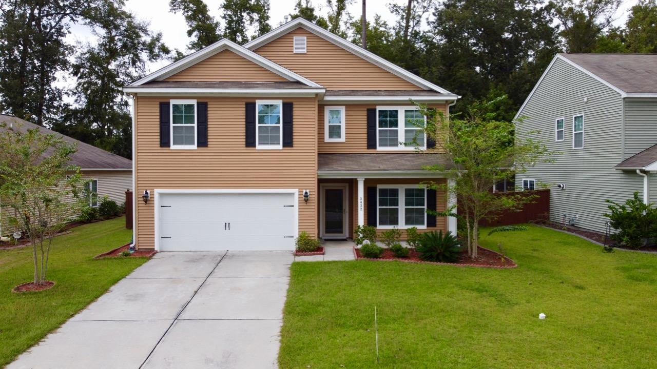 5432 Overland Trail North Charleston, SC 29420