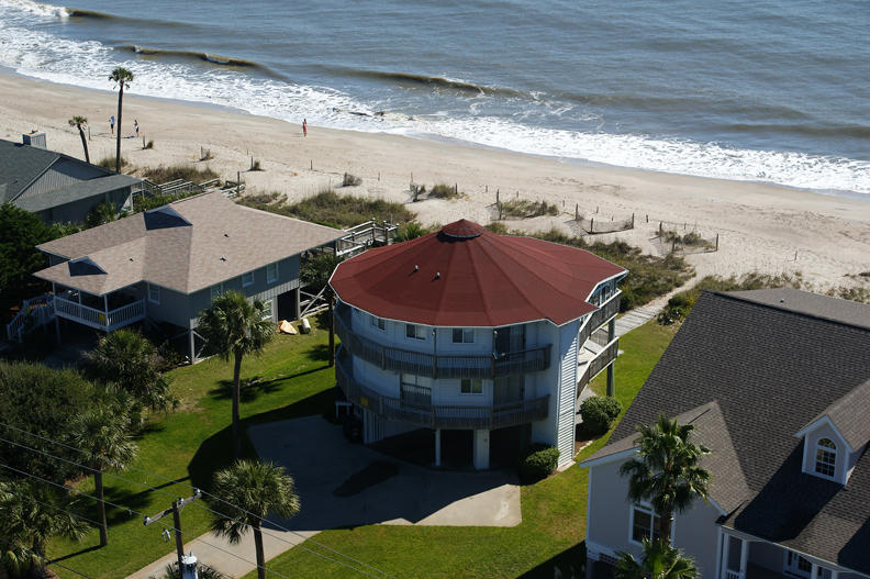 1506 Palmetto Boulevard Edisto Beach, SC 29438