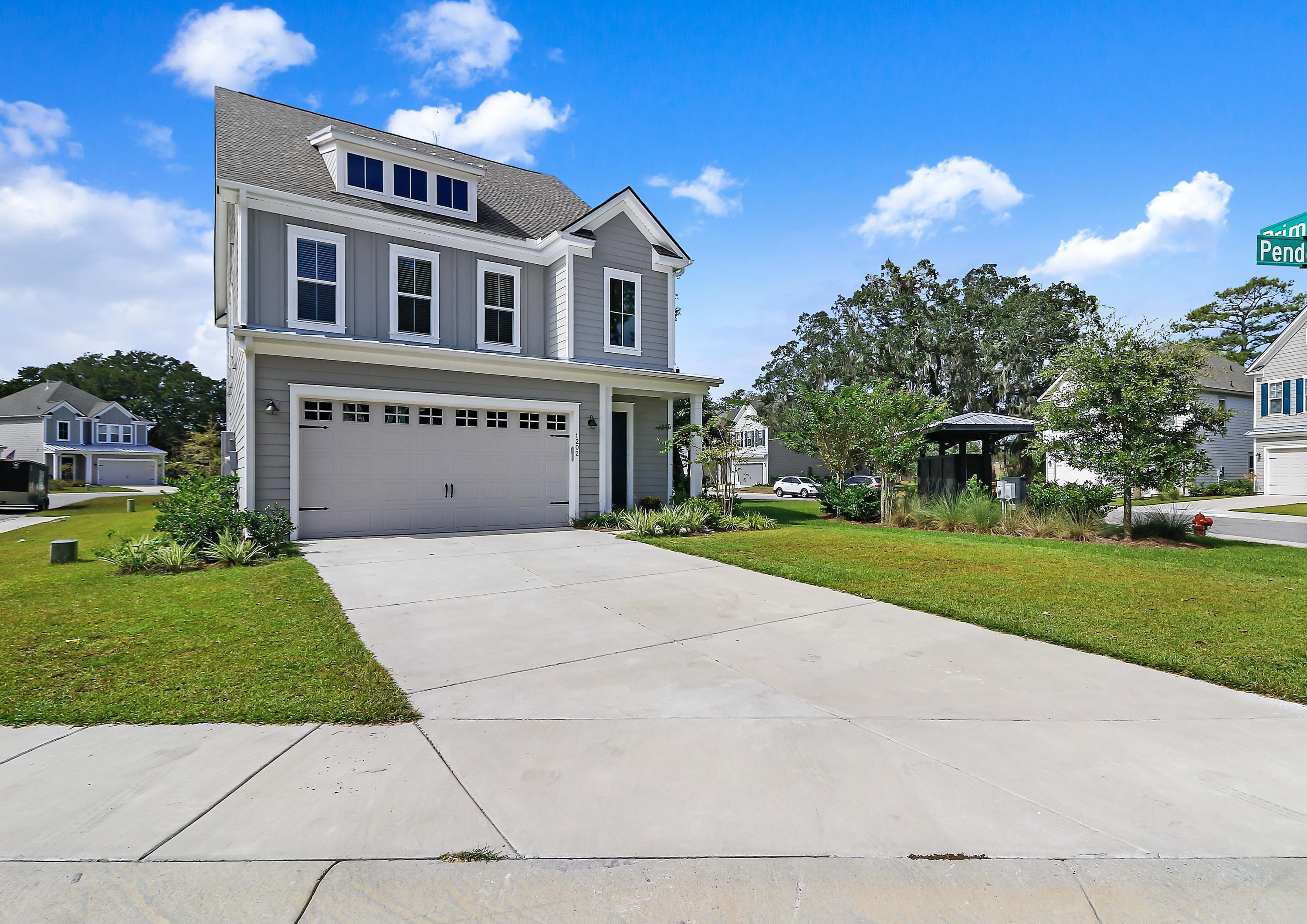 Pointe at Primus Homes For Sale - 1202 Penderlee, Mount Pleasant, SC - 1