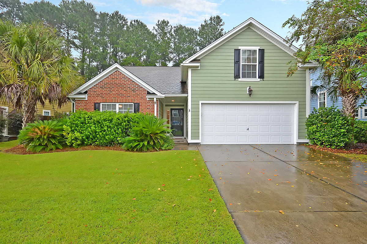 222 Nelliefield Creek Drive Wando, SC 29492