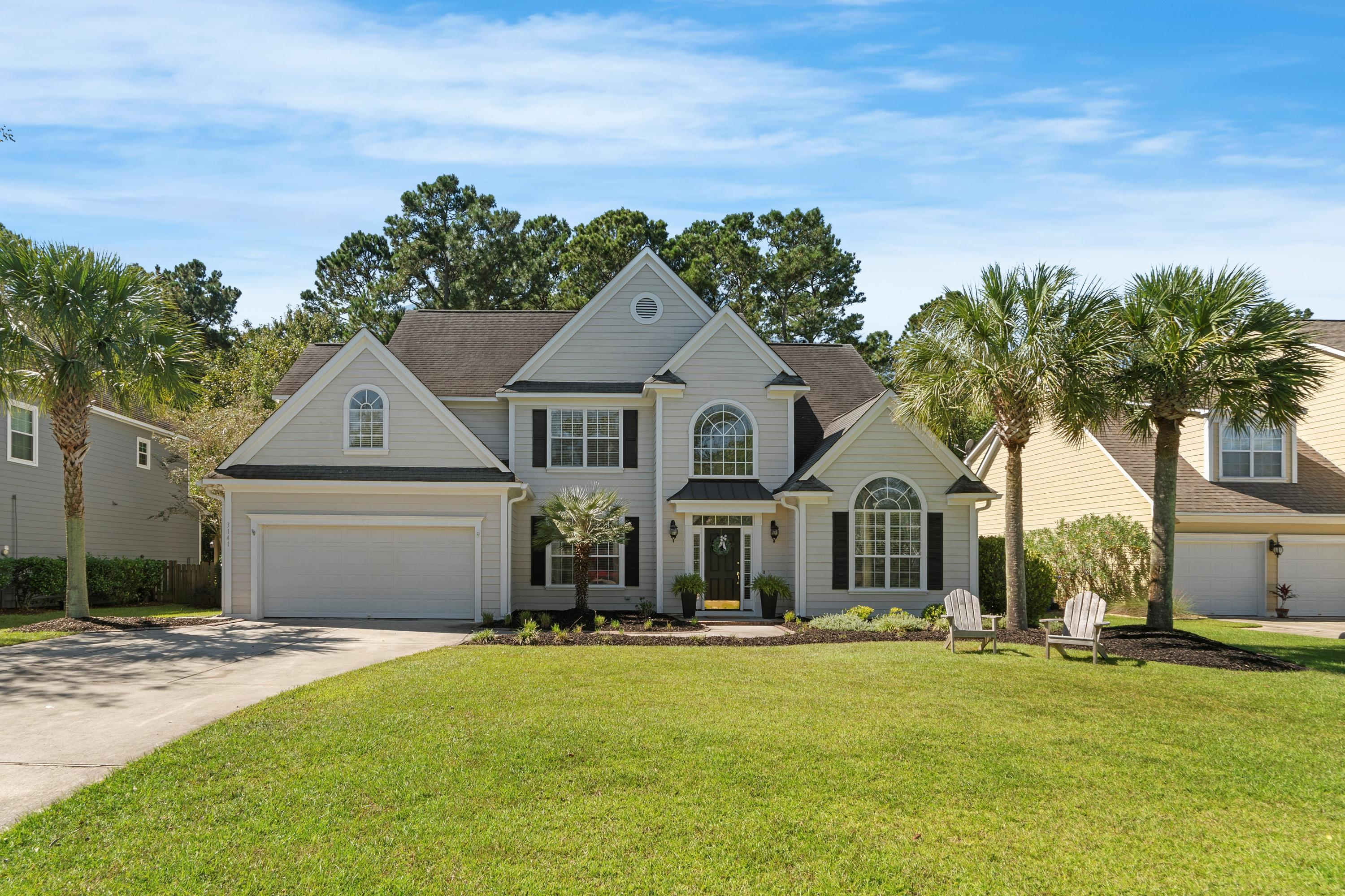 3141 Grass Marsh Drive Mount Pleasant, SC 29466