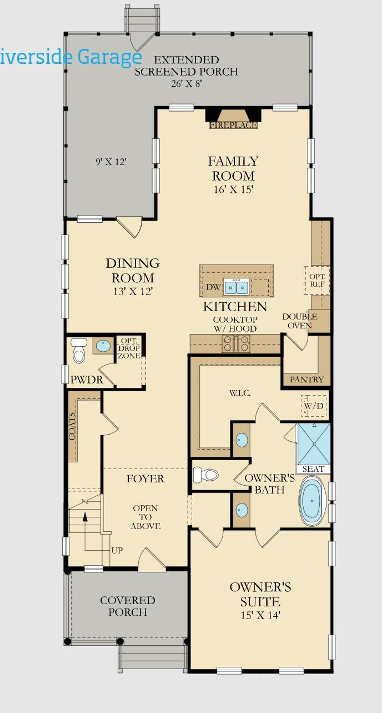 Carolina Park Homes For Sale - 3762 Sawyers Island, Mount Pleasant, SC - 29