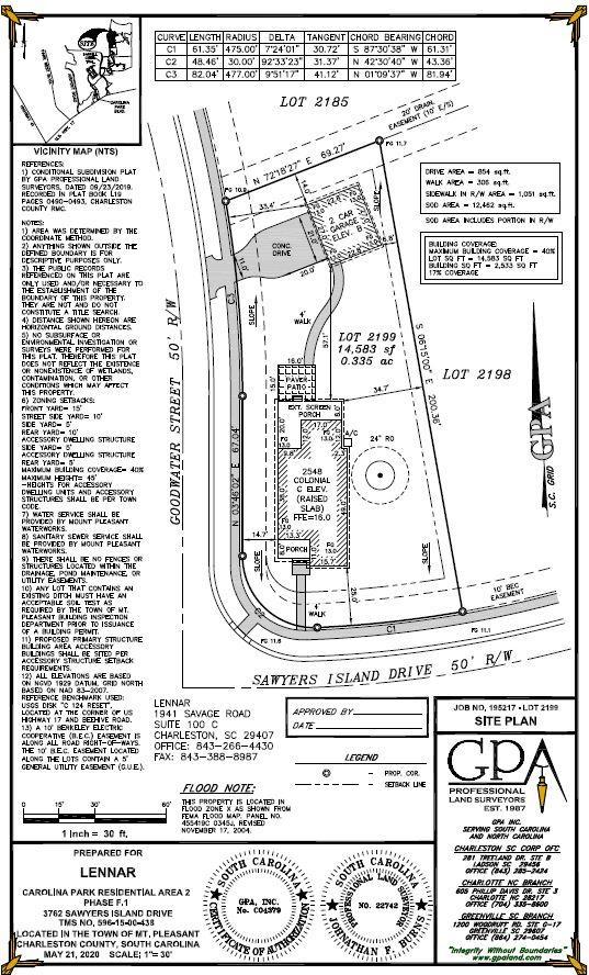 Carolina Park Homes For Sale - 3762 Sawyers Island, Mount Pleasant, SC - 14