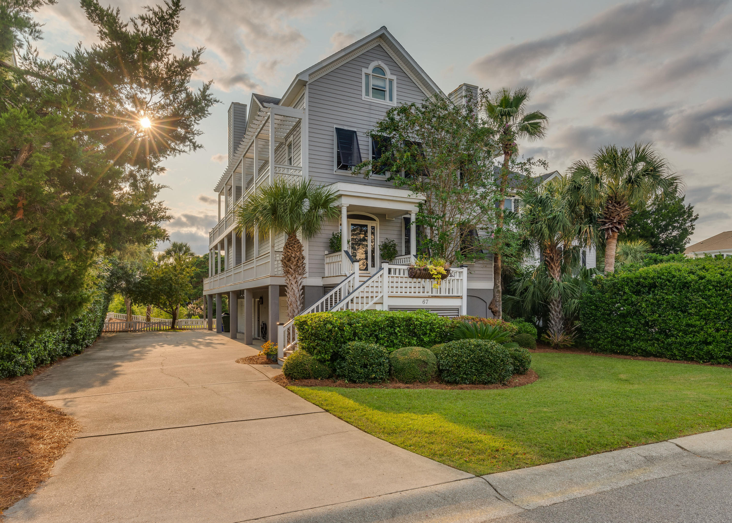 67 Morgan Place Drive Isle Of Palms, SC 29451