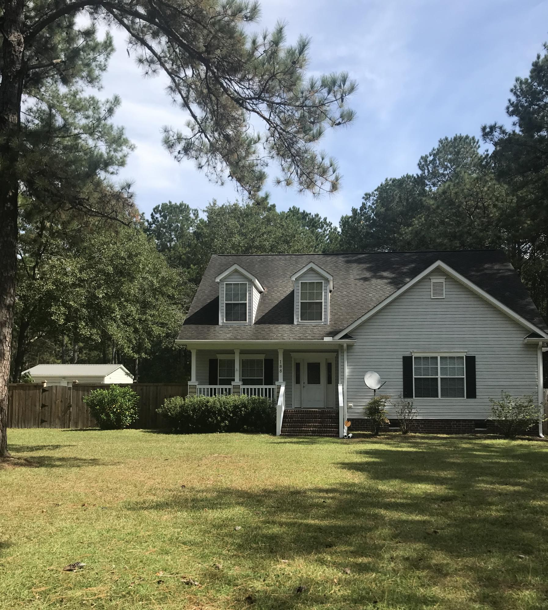 188 Dyer Branch Road Dorchester, SC 29437