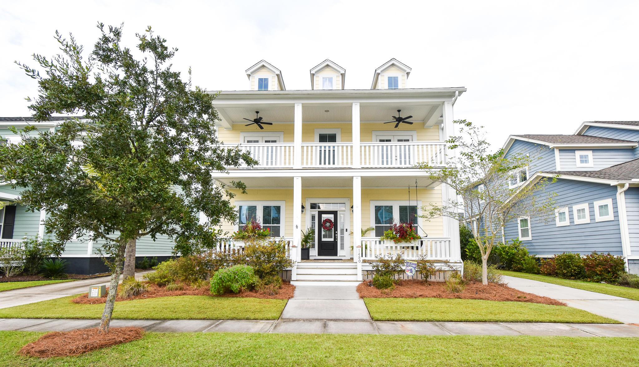 Carolina Park Homes For Sale - 1480 Croaton, Mount Pleasant, SC - 2