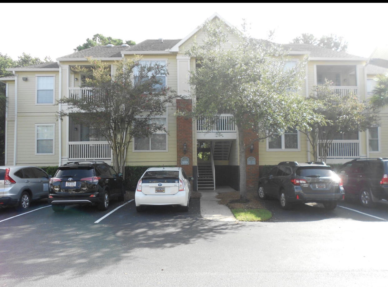 1600 Long Grove Drive UNIT #814 Mount Pleasant, SC 29464