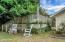 Garden and Deck Area