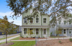 Photo Doesn't Represent Actual Home- Wonderful porch overlooking the beautiful community park!