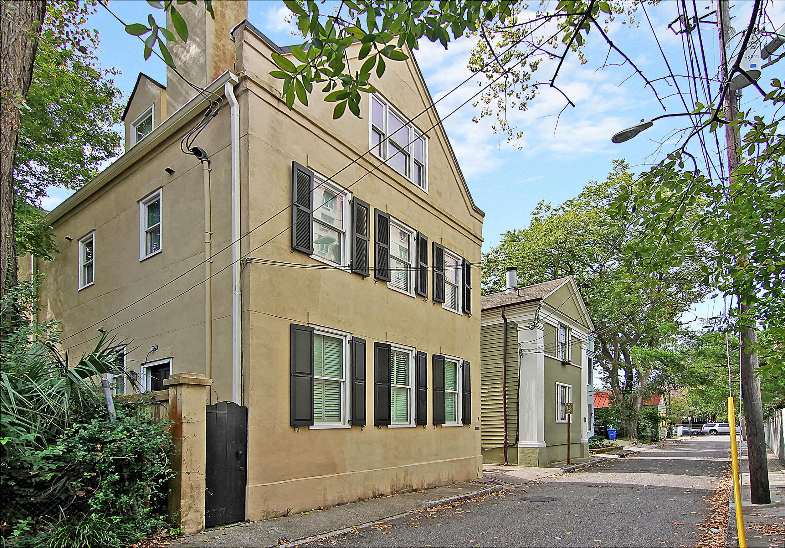 Harleston Village Homes For Sale - 7 West Street B, Charleston, SC - 0