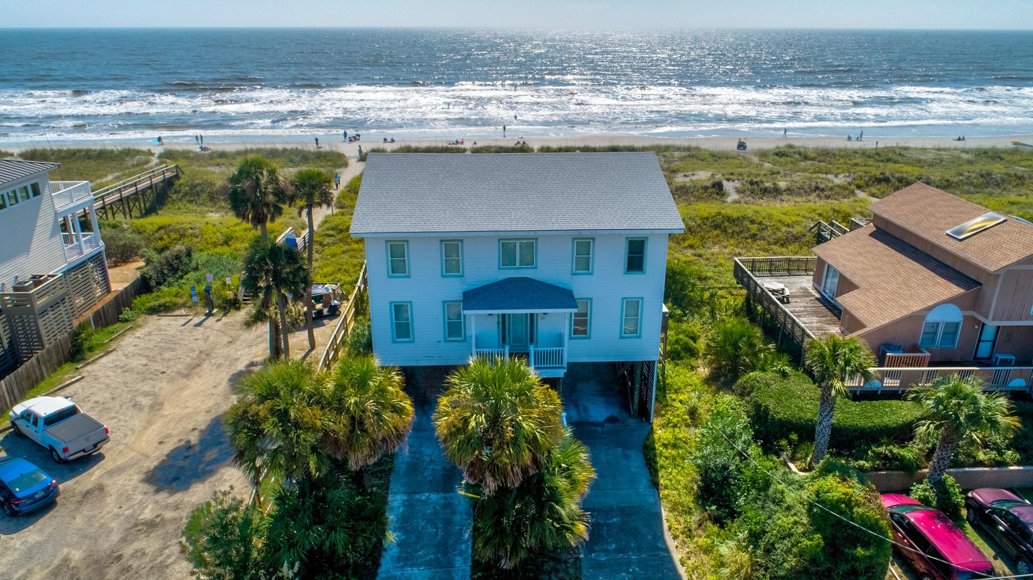 Folly Beach Homes For Sale - 319 Arctic, Folly Beach, SC - 1