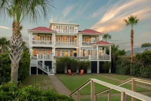 An exclusive retreat with unprecedented privacy on the Oceanfront of Isle of Palms.