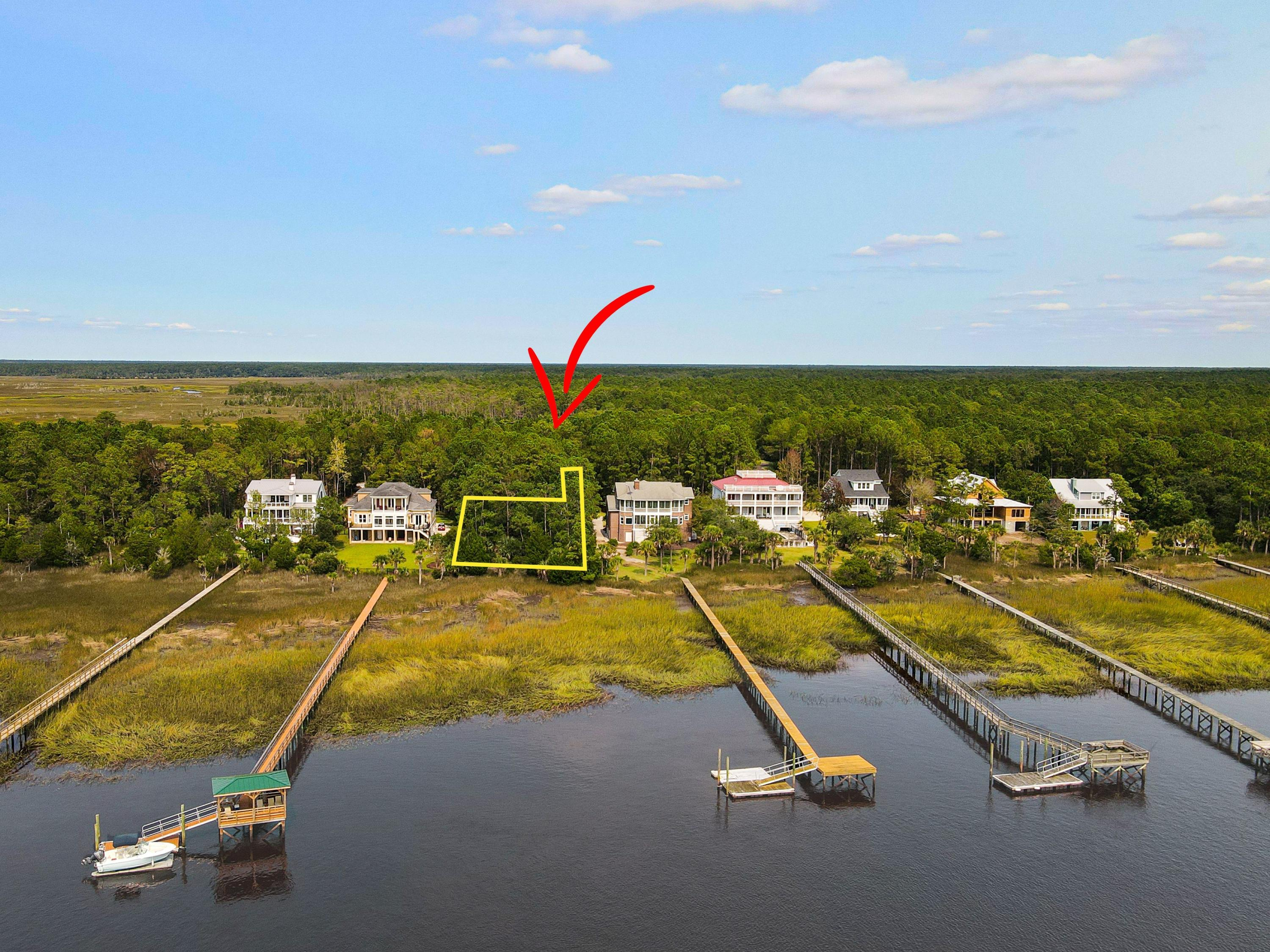 Lot 45 Cape Island Drive Mount Pleasant, SC 29429