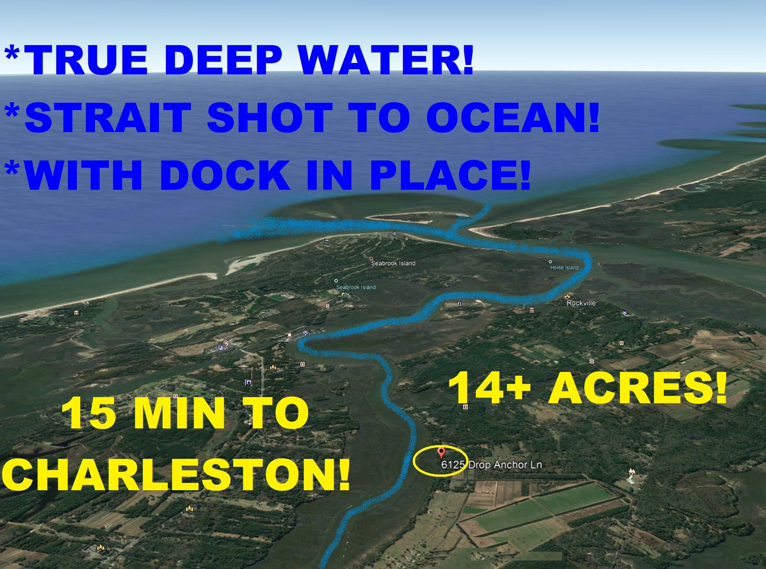 6125 Drop Anchor Lane Wadmalaw Island, SC 29487
