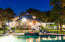 Night time dip in the pool!