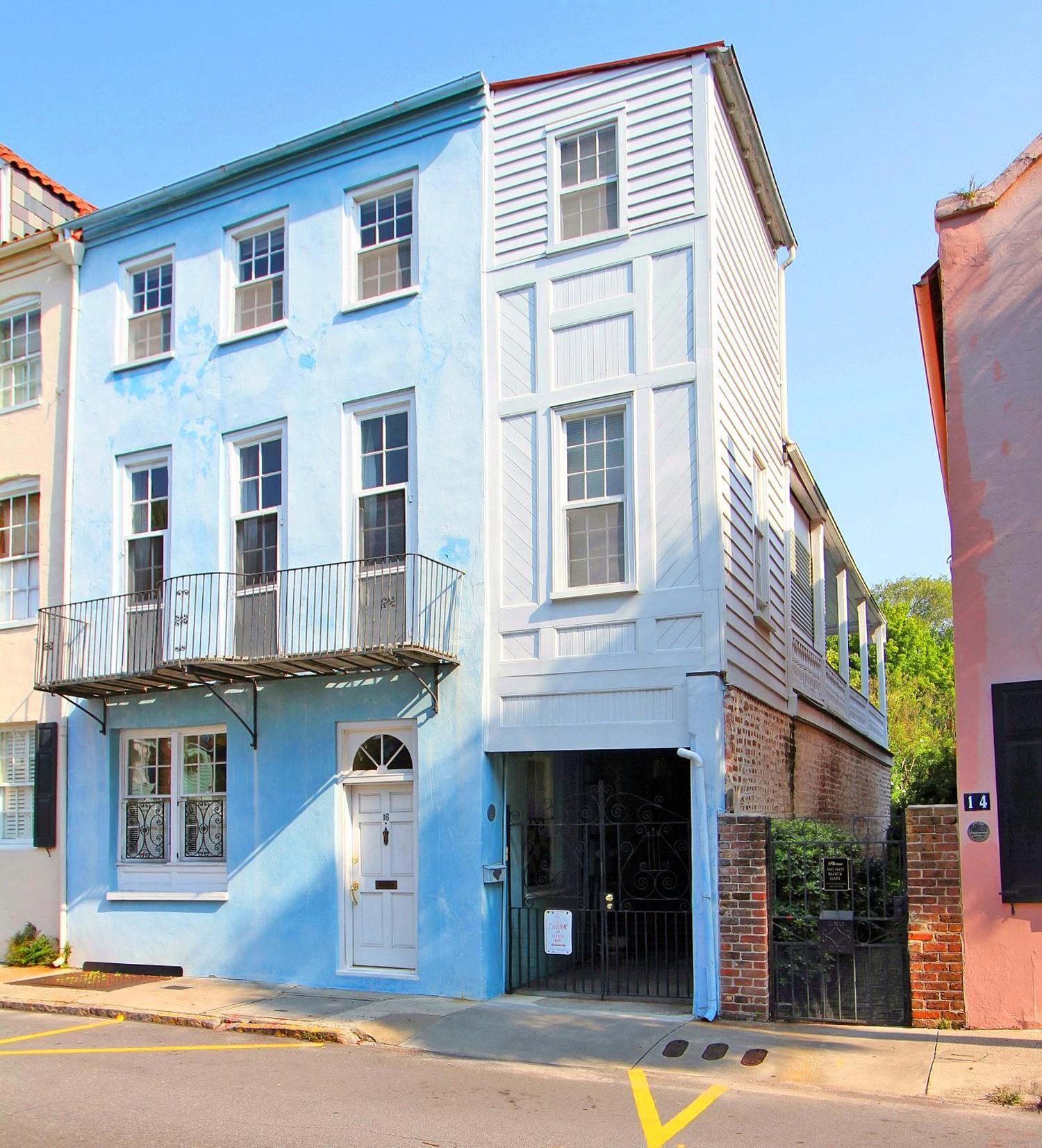 16 Queen Street Charleston, SC 29401