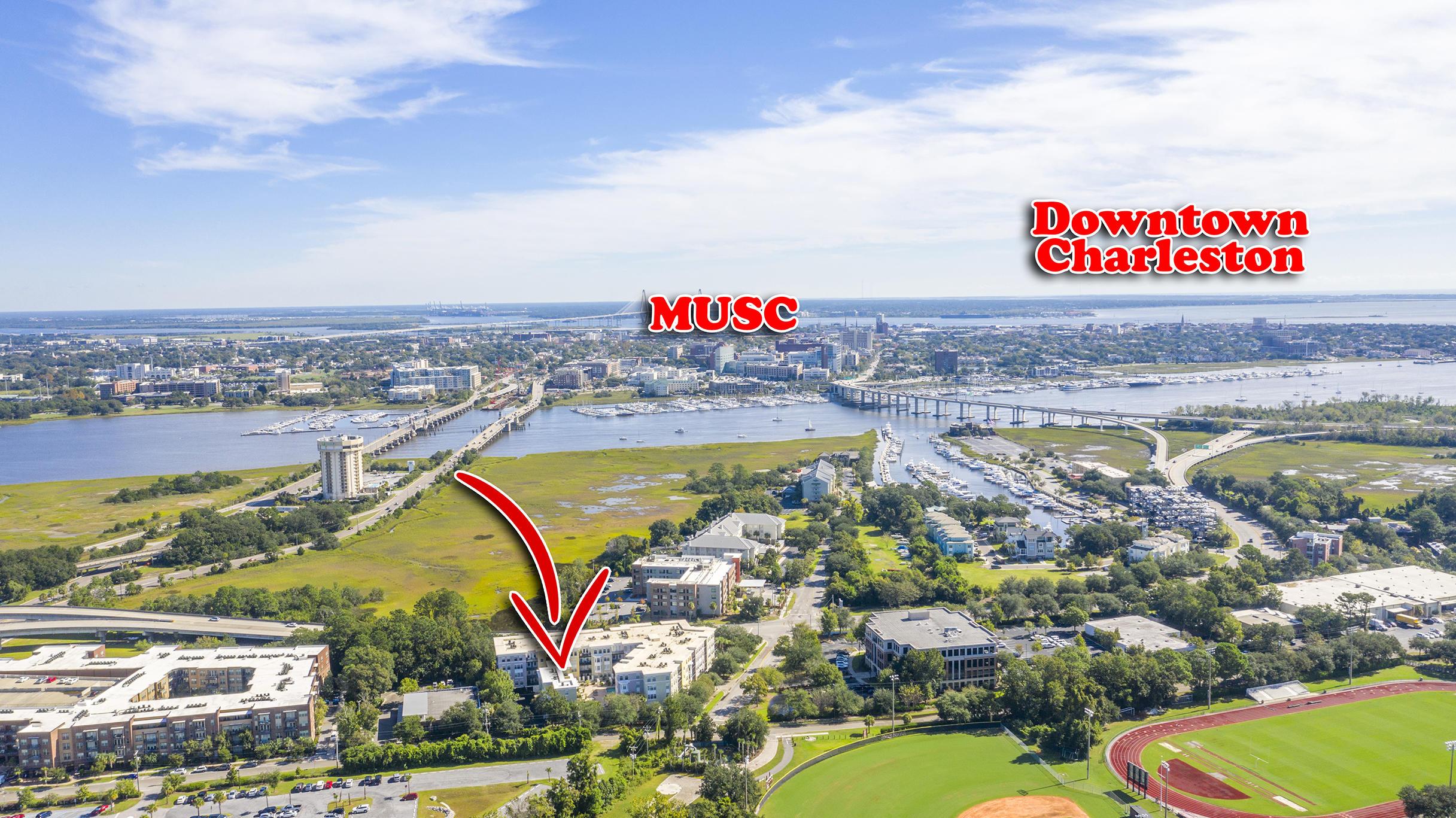 498 Albemarle Road UNIT 102 Charleston, SC 29407