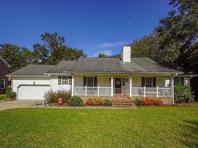 2416 Pleasant Garden Drive Charleston, SC 29414