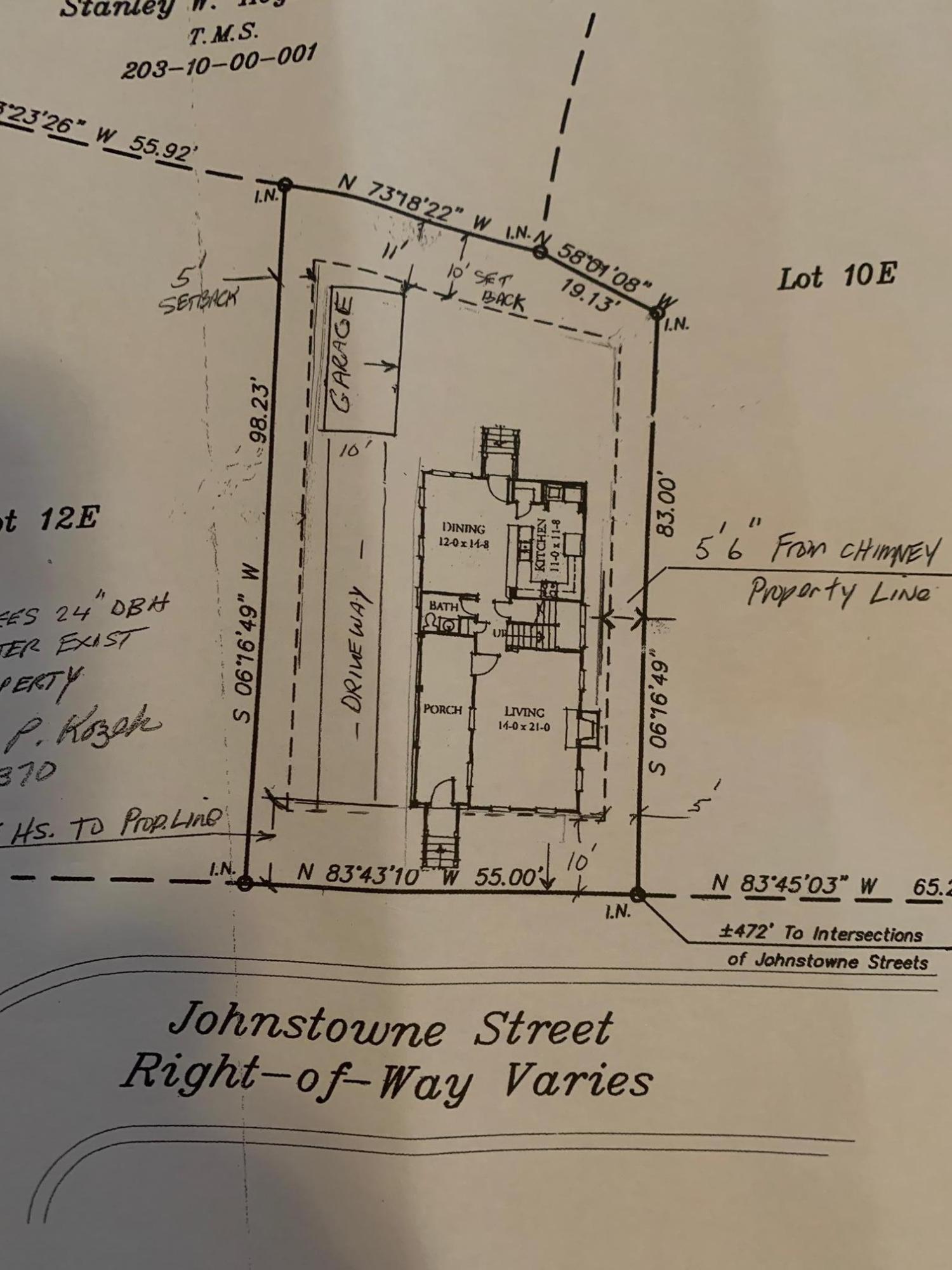 3286 Johnstowne Street Johns Island, SC 29455