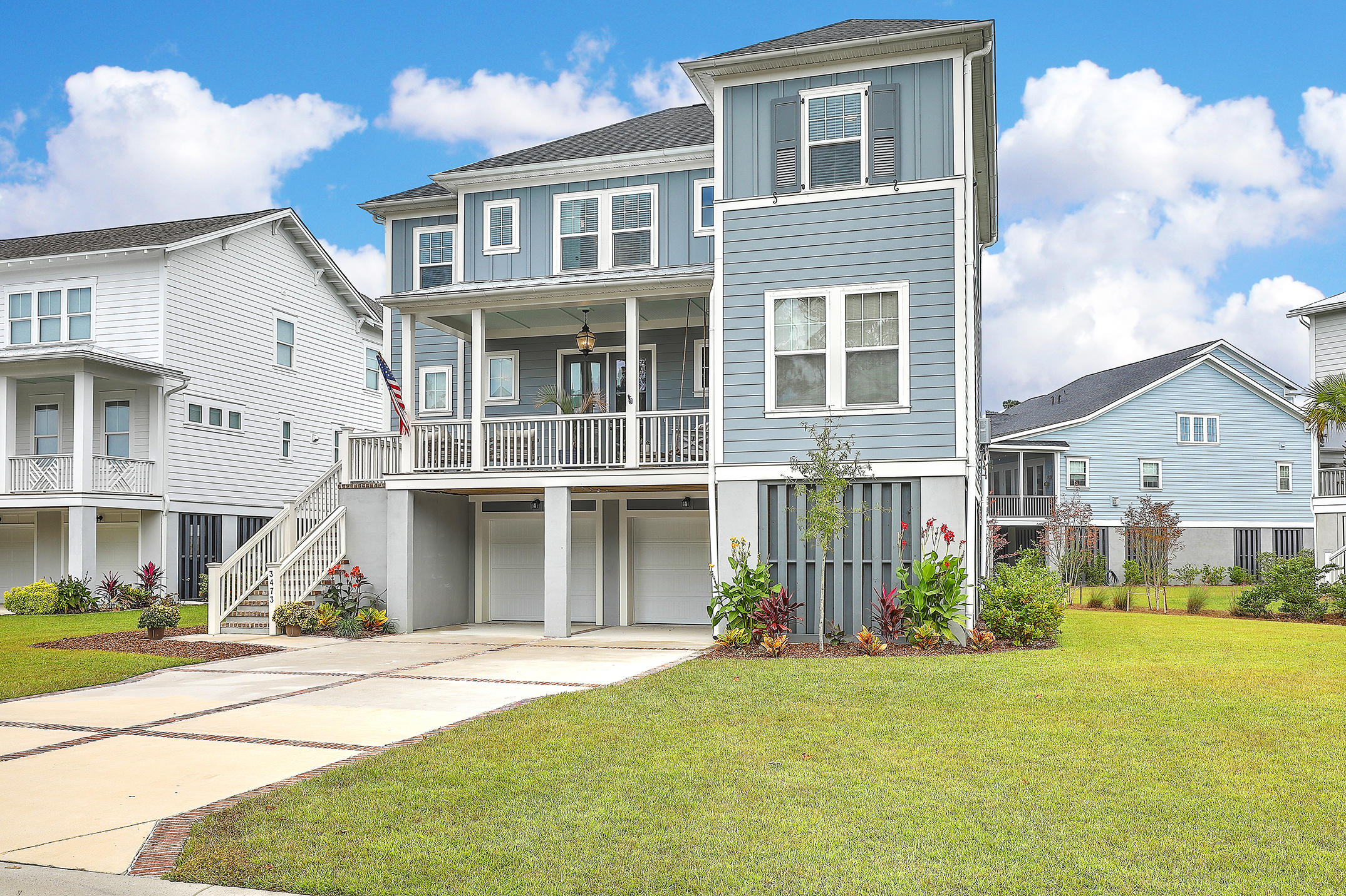 Stratton by the Sound Homes For Sale - 3473 Saltflat, Mount Pleasant, SC - 2