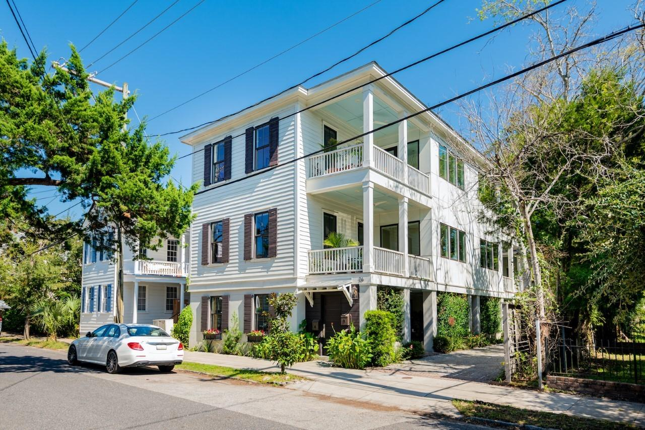 26 Smith Street UNIT A Charleston, SC 29401
