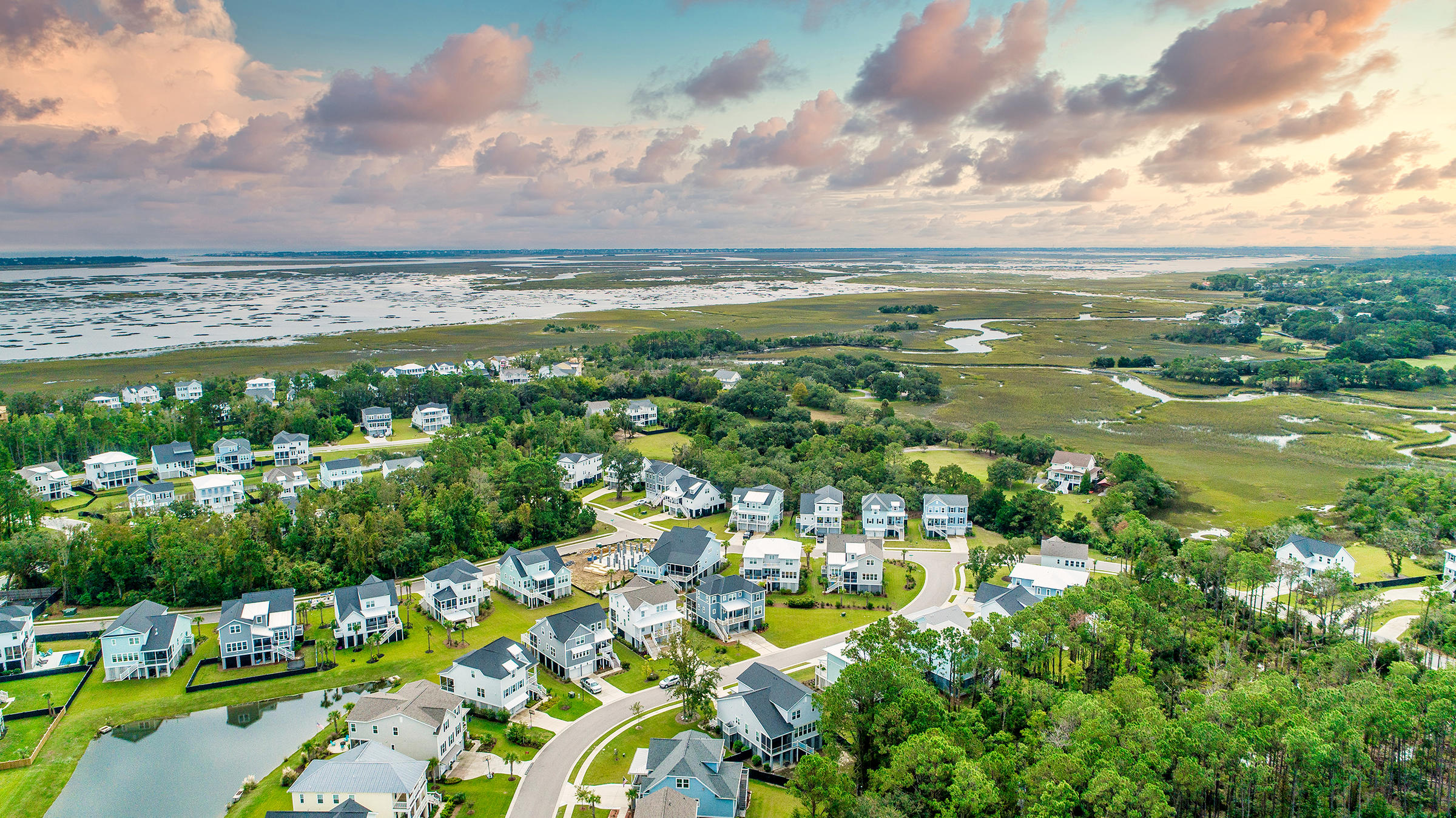 Stratton by the Sound Homes For Sale - 3473 Saltflat, Mount Pleasant, SC - 13