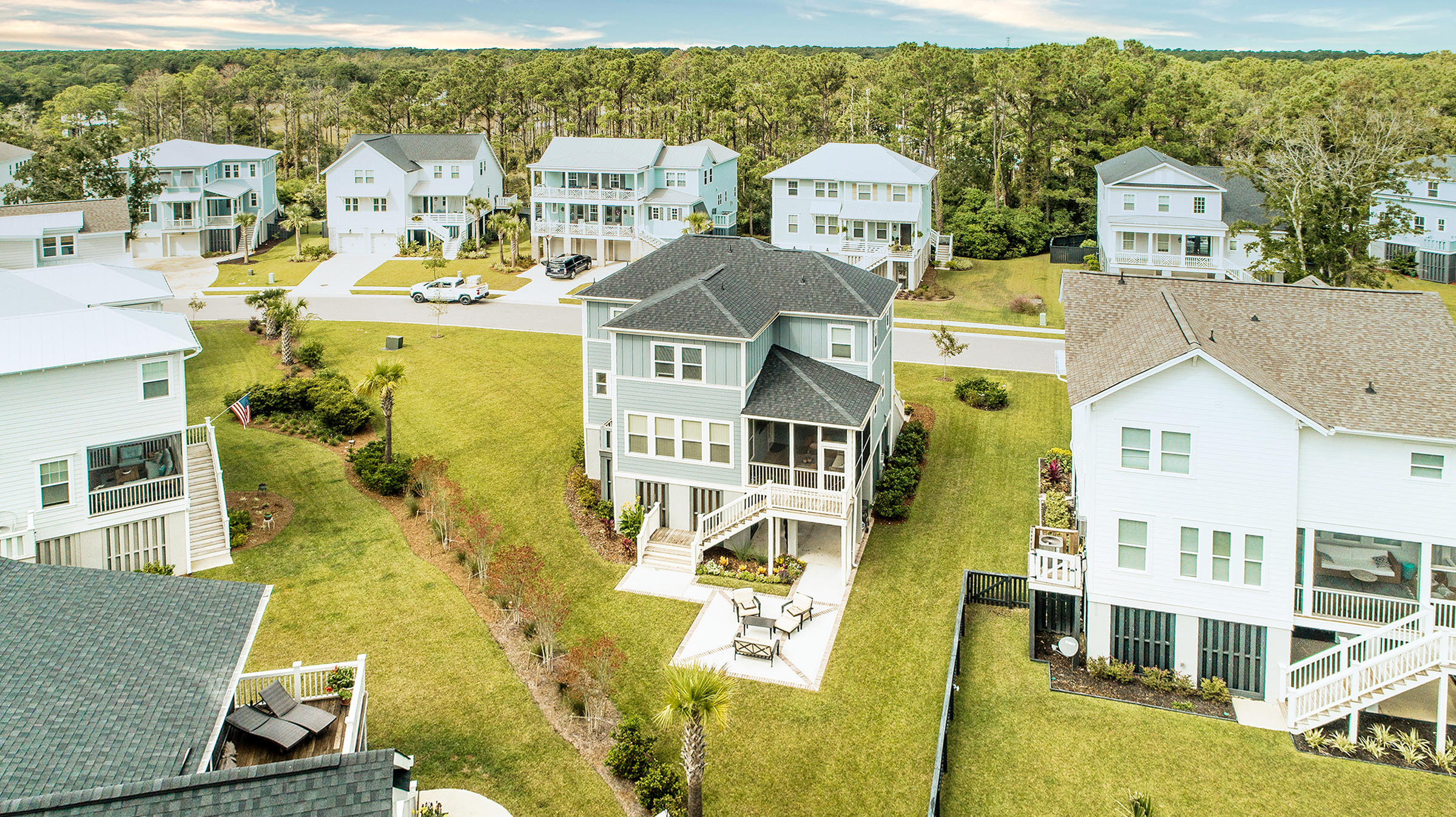 Stratton by the Sound Homes For Sale - 3473 Saltflat, Mount Pleasant, SC - 16