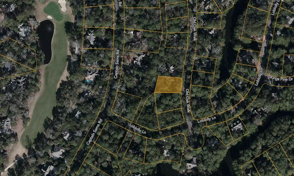 Seabrook Island Lots For Sale - 2763 Old Oak, Seabrook Island, SC - 27