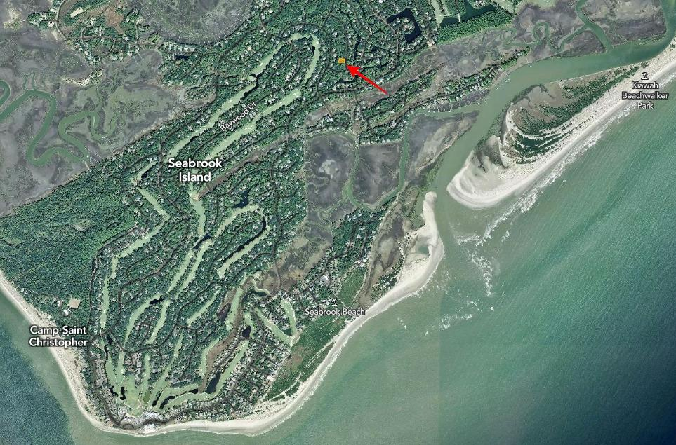Seabrook Island Lots For Sale - 2763 Old Oak, Seabrook Island, SC - 23