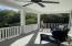 Second floor porch