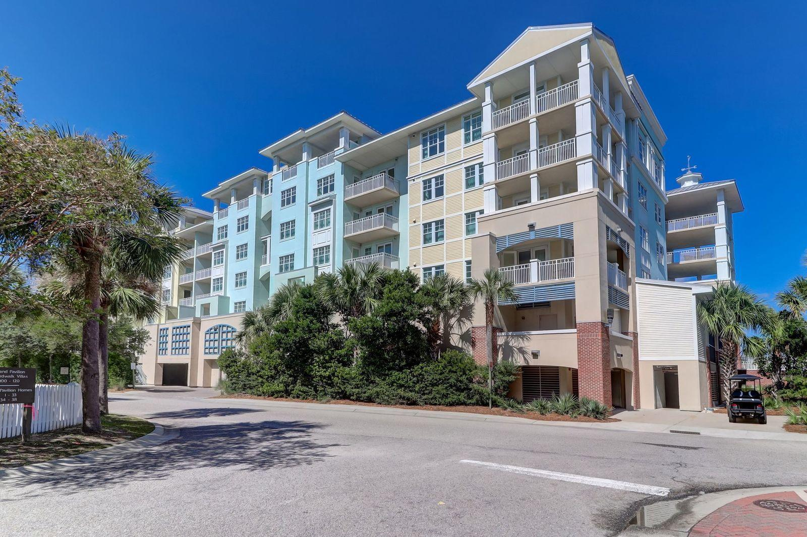 5802 Palmetto Drive UNIT B-521 -519 Isle Of Palms, SC 29451