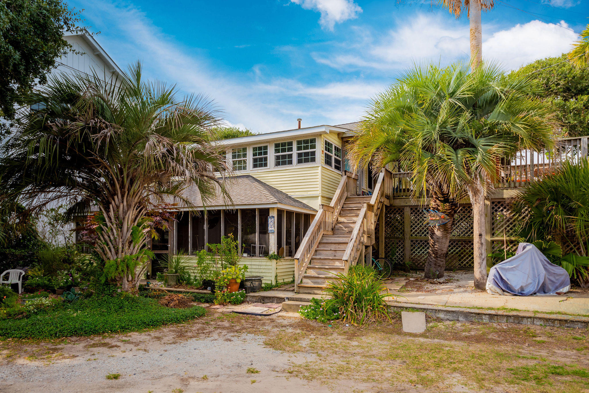 504 W Ashley Avenue Folly Beach, SC 29439