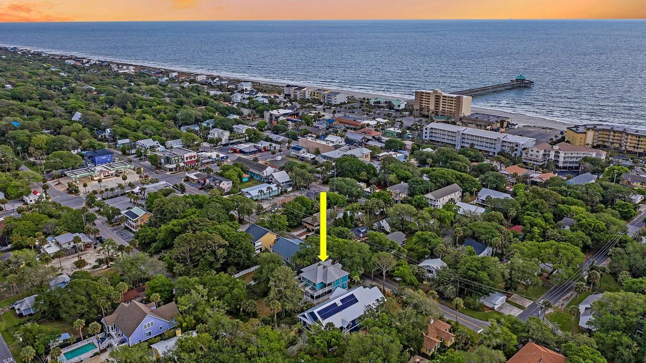 116 W Hudson Avenue Folly Beach, SC 29439