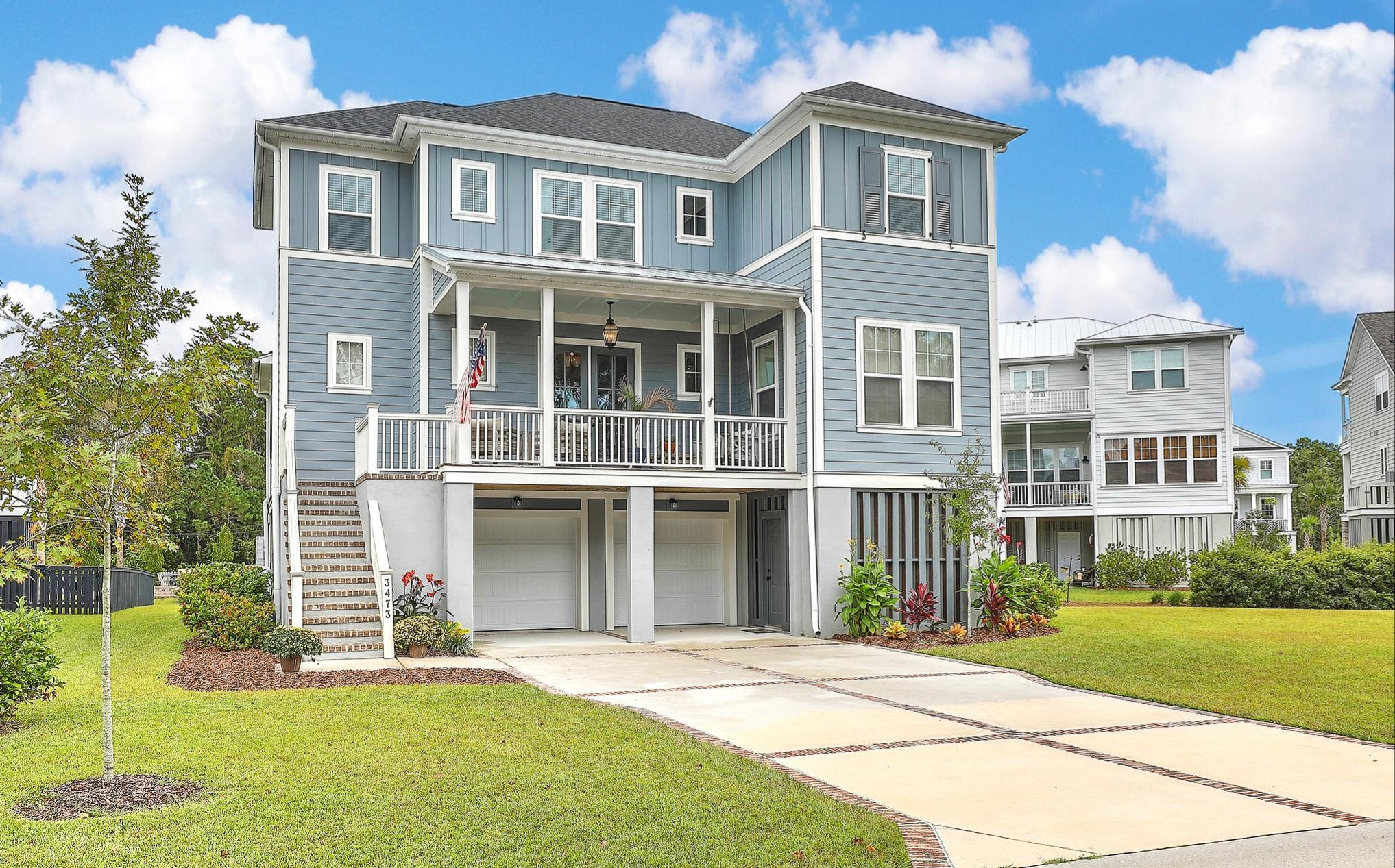 3473 Saltflat Lane Mount Pleasant, SC 29466