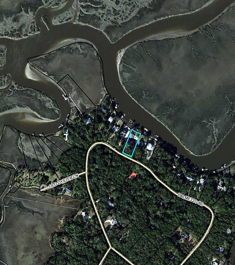 8897 Palmetto Road Edisto Island, SC 29438