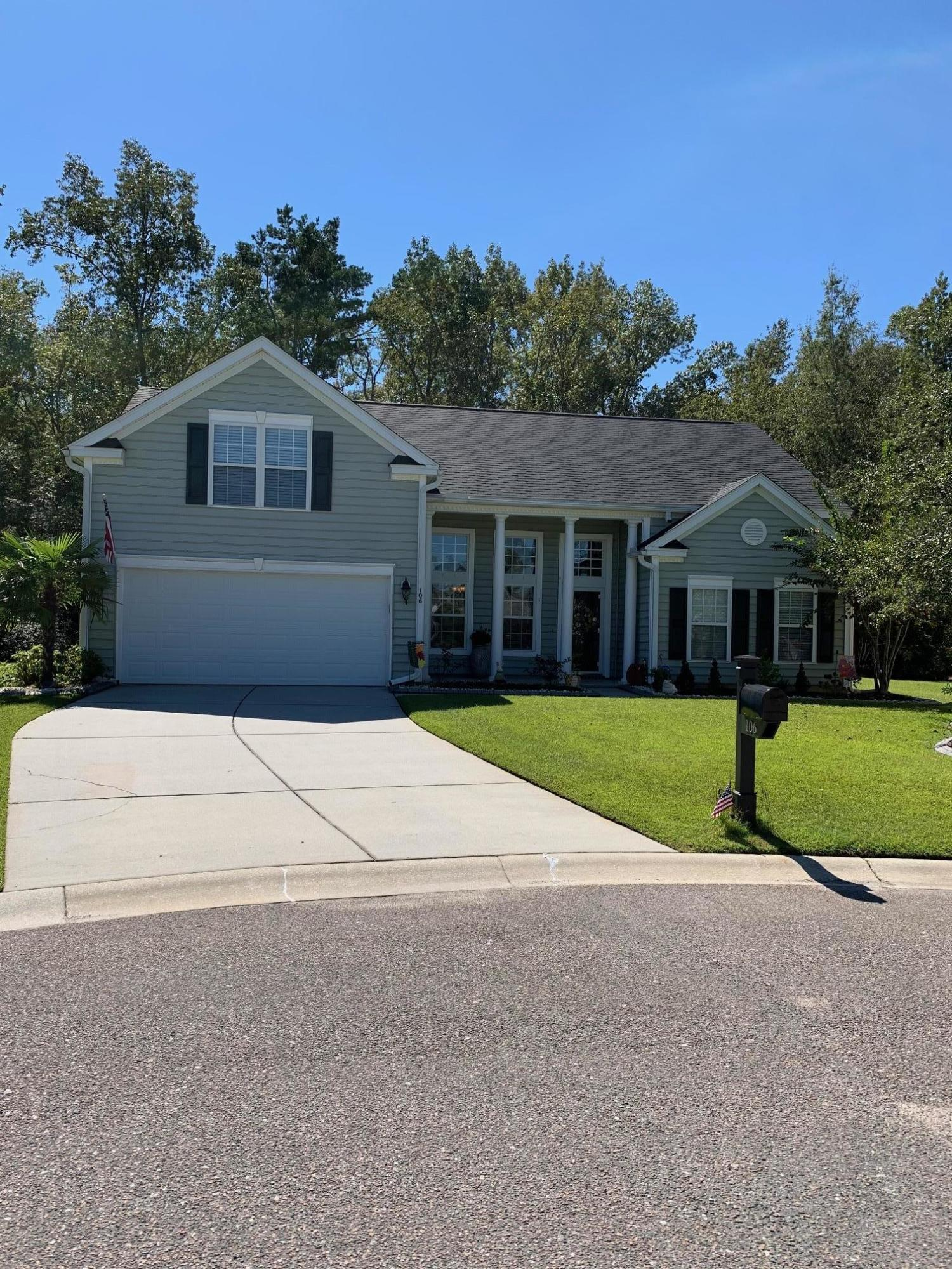 106 Cartbridge Court Summerville, Sc 29485