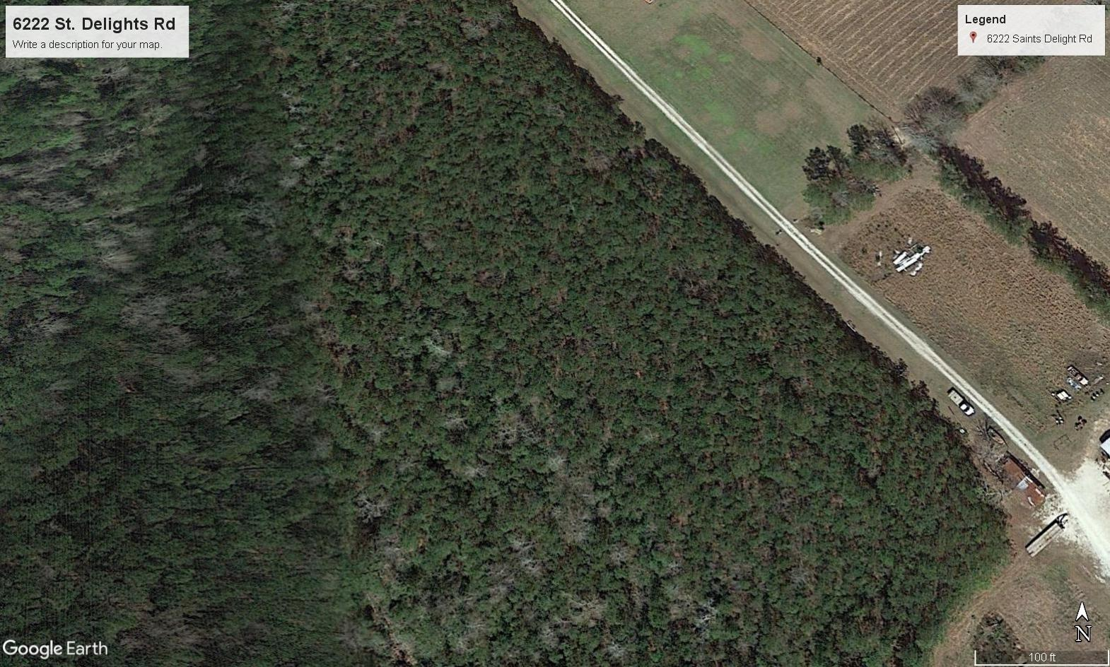 Lot 21 St. Delights Road Georgetown, SC 29440