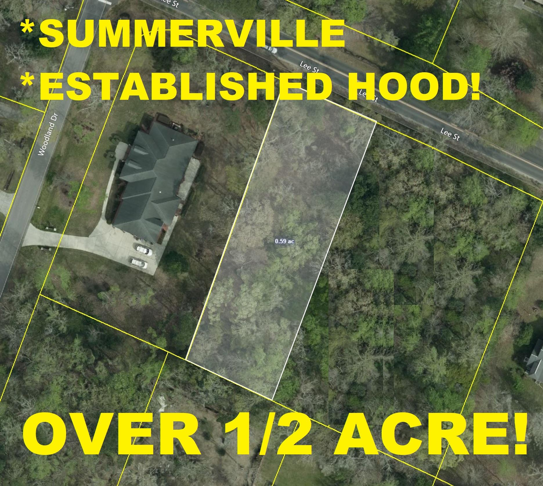 123 Lee Street Summerville, SC 29485